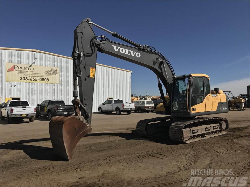 Volvo EC160DL for sale Brighton, Colorado Price: $44,950, Year: 2013 | Used Volvo EC160DL ...
