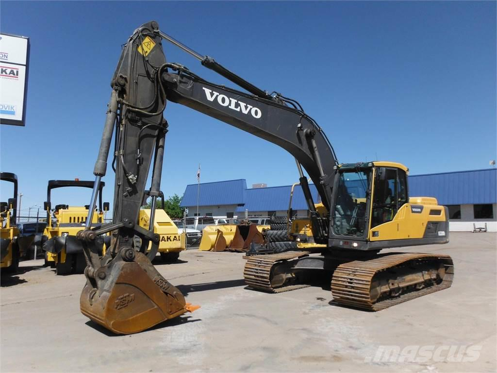 Volvo EC220DL for sale Denver, Colorado Price: US$ 105,000, Year: 2013 | Used Volvo EC220DL ...