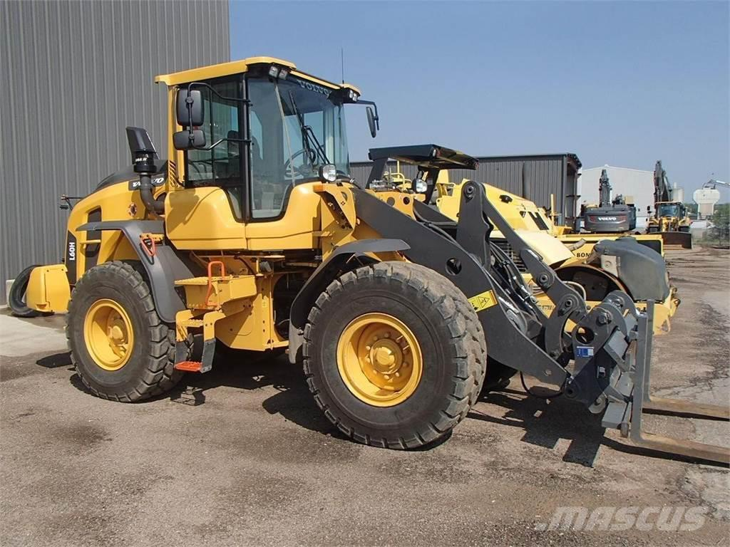 Parts Heavy Equipment Trader : Volvo l h for sale denver colorado year used