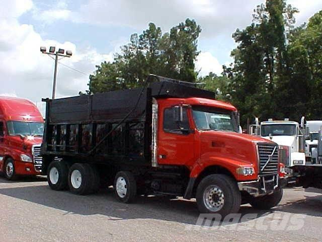 volvo vhd84f200 for sale covington tennessee price 40 000 year 2006 used volvo vhd84f200. Black Bedroom Furniture Sets. Home Design Ideas