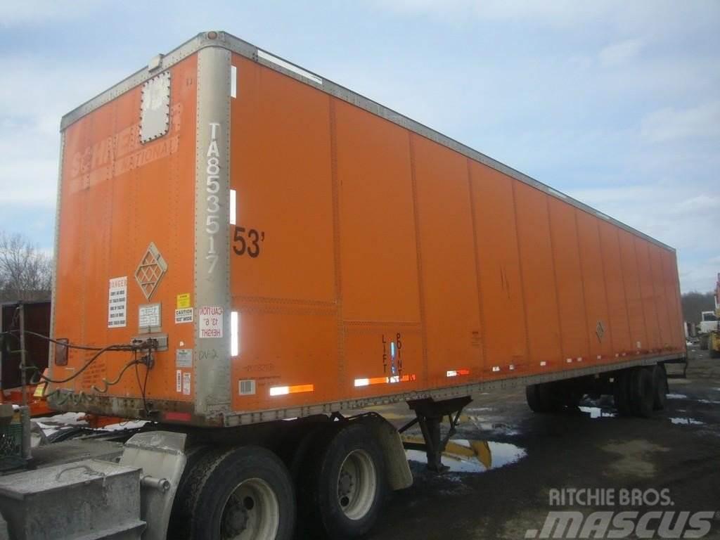 Wabash 2001 Wabash 53' Tandem Axle Dry Van Trailer