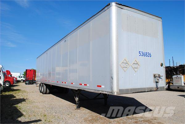 Wabash 53 FT ROLL DOOR DRY VAN