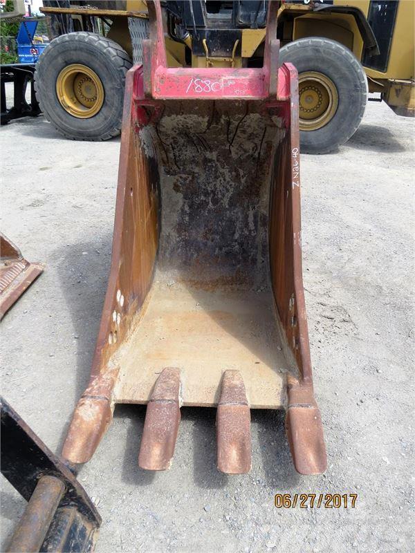 Weldco Beales Bucket - 336E - 36 WBM QA