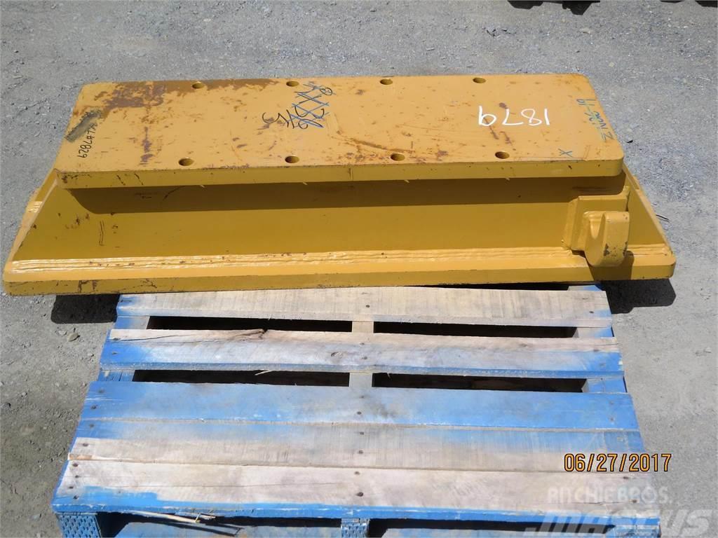 Weldco Beales Push Block - 14M - Front Block Assy