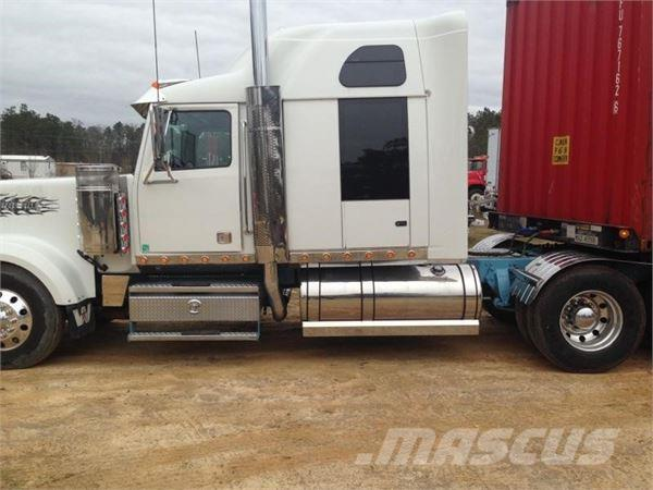 Western star 4900ex for sale charleston south carolina price western star 4900ex 2009 conventional trucks tractor trucks publicscrutiny Image collections