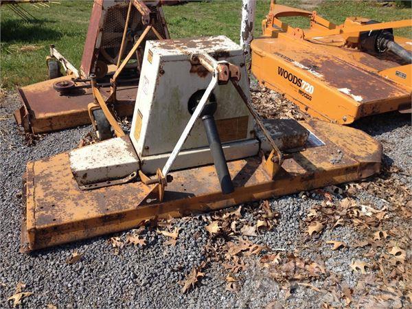 Woods Finish Mower : Woods rm mower conditioners mascus uk