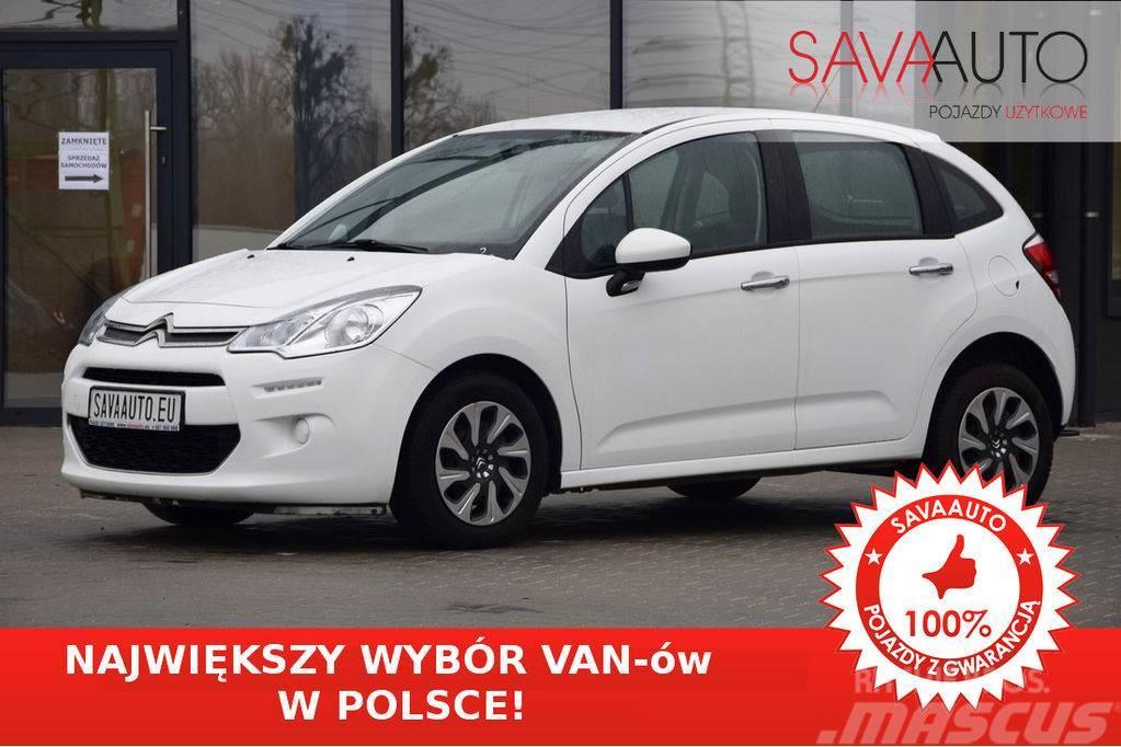Citroën C3 VAN*1.4HDI*KLIMA*TELEFON*TEMPOMAT*CZUJNIKI PARK