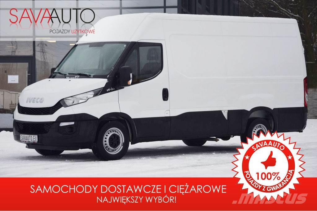 Iveco DAILY*35S13*NOWY MODEL*L3H2*E5*KLIMA*TEMPOMAT*8