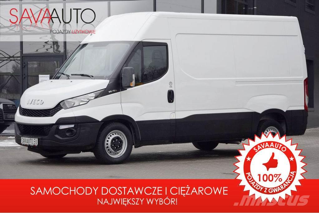 Iveco DAILY*35S13*NOWY MODEL*L2H2*E5*KLIMA*TEMPOMAT*52