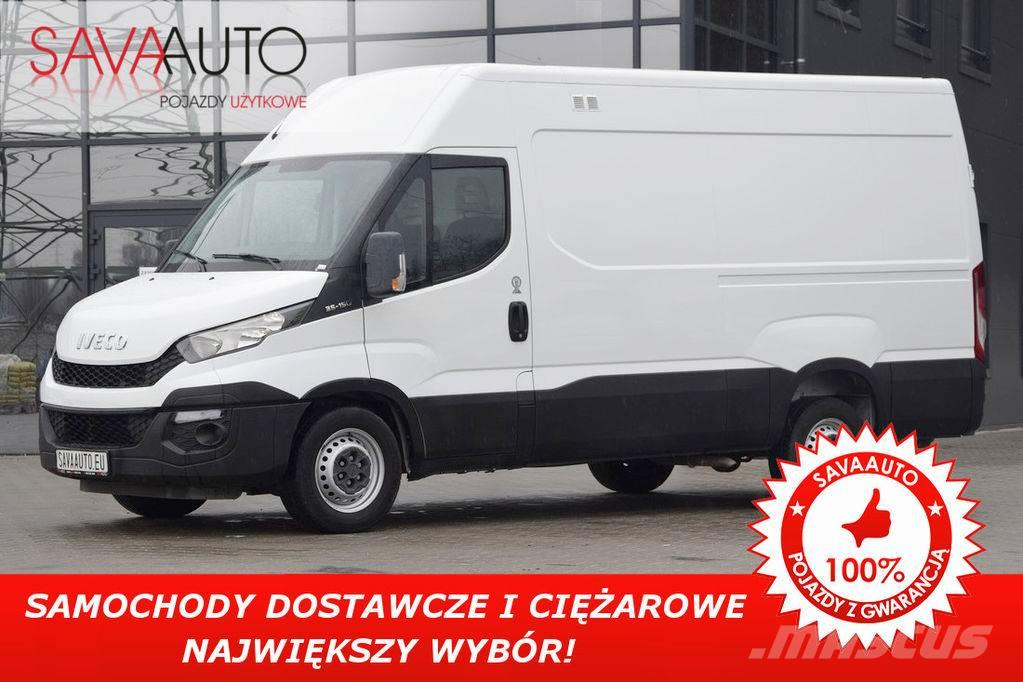 Iveco DAILY*35S15*NOWY MODEL*L3H2*E5*KLIMA*TEMPOMAT*16