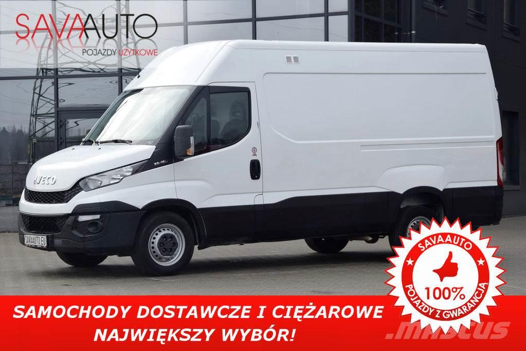 Iveco DAILY*35S15*NOWY MODEL*L3H2*E5*KLIMA*TEMPOMAT*10