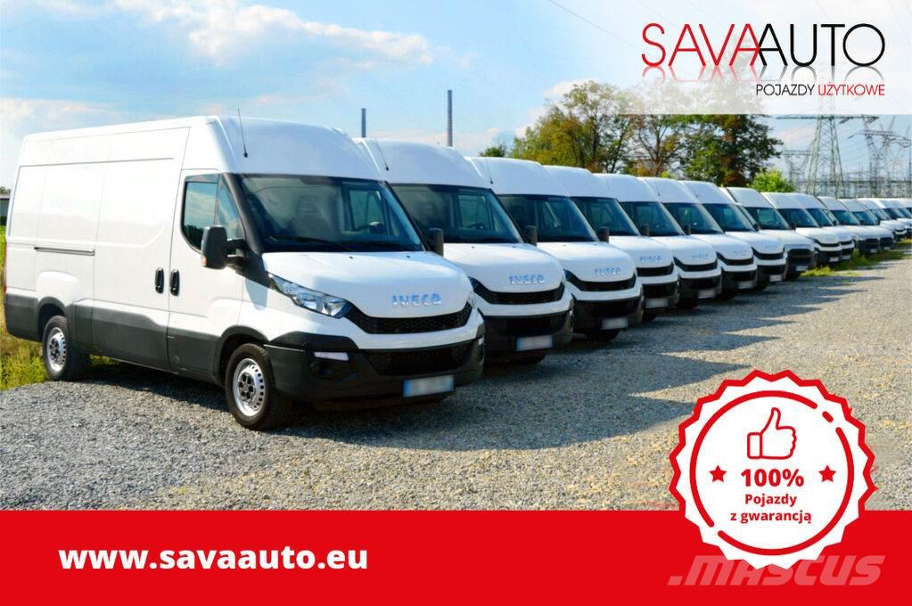 Iveco DAILY*35S15*NOWY MODEL*L3H2*E5*KLIMA*TEMPOMAT*14