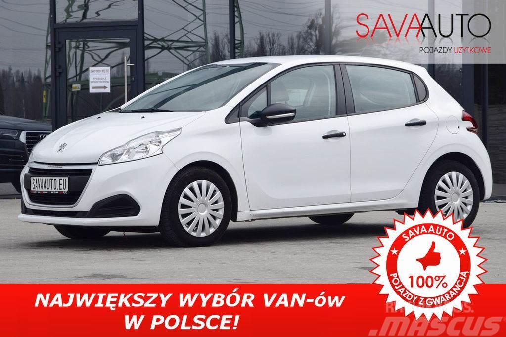 Peugeot 208 VAN*1.6HDI*KLIMA*TEMPOMAT*TELEFON*5