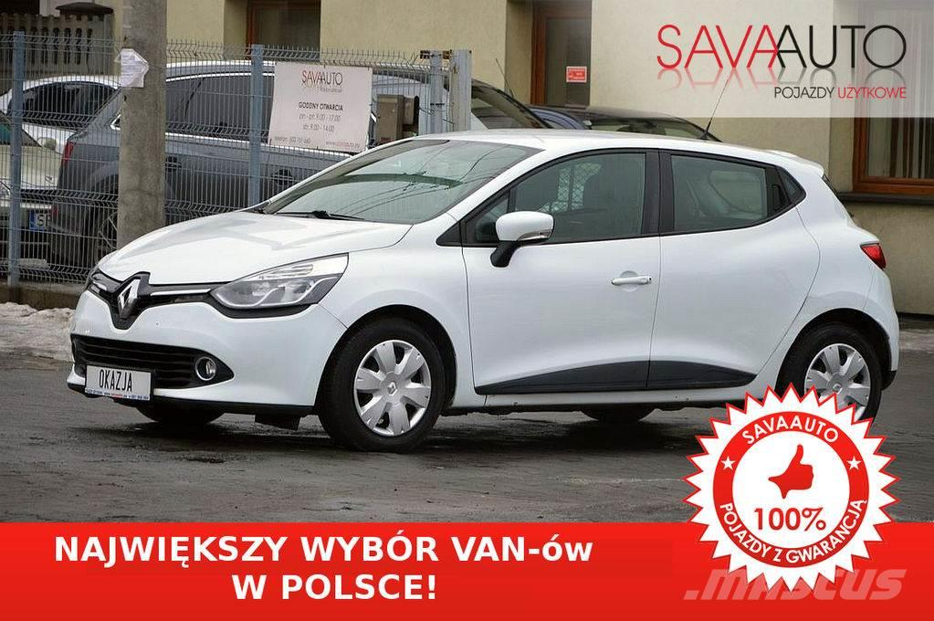 Renault CLIO IV VAN*1.5DCI*KLIMA*TELEFON*NAVI*NOWY MODEL*4