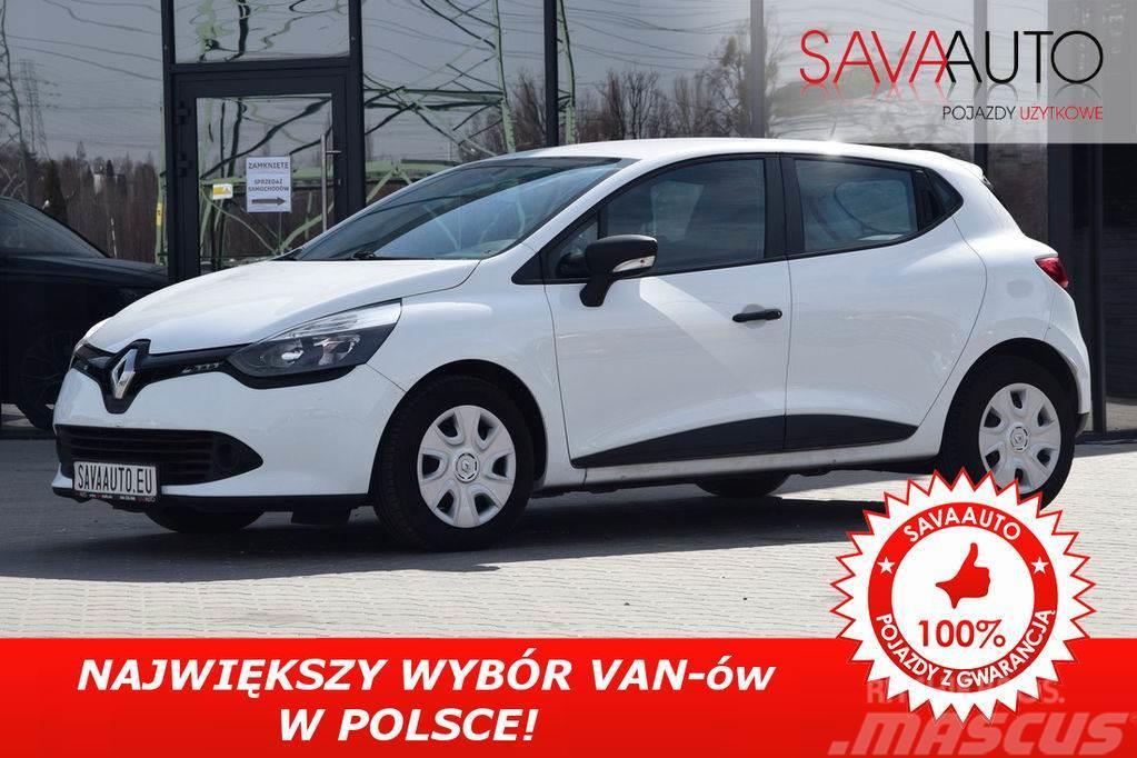 Renault CLIO IV VAN*1.5DCI*NOWY MODEL*KLIMA*TELEFON*SERWIS