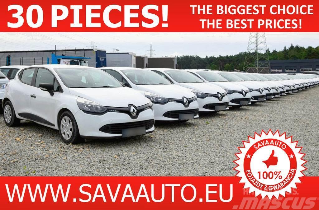 Renault CLIO IV VAN*1.5DCI*NEUE MODELL*2-SITZER*30 STUCK
