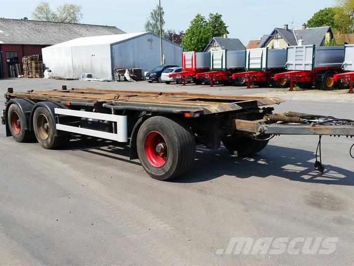 Nopa CONTAINER TRAILER