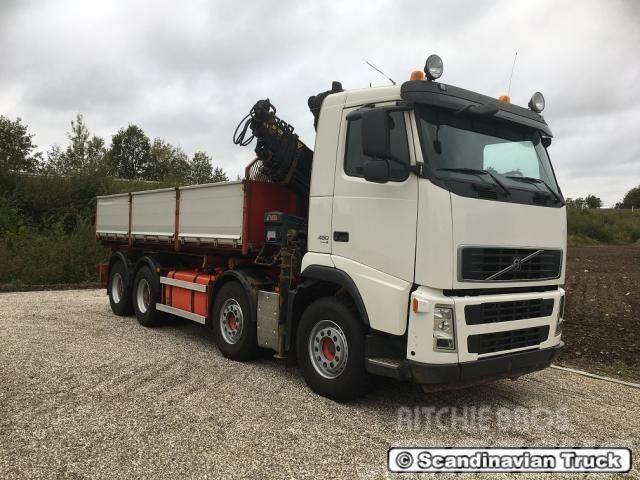 Volvo FH12 480 8X4