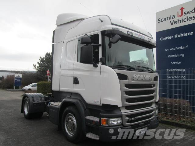 Scania R 450 MNA HIGHLINE ACC SCR ONLY