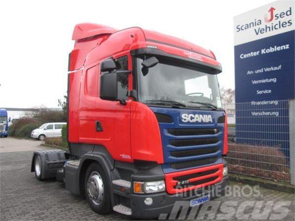 Scania R410 LA4x2MEB HIGHLINE