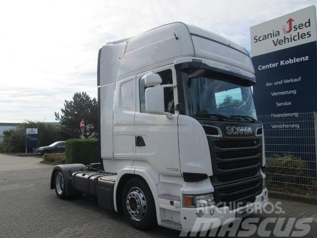 Scania R410 MEB TOPLINE LOWDECK ACC SCR ONLY