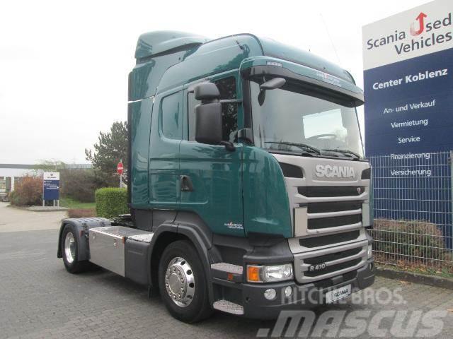 Scania R410 MLA HIGHLINE ACC SCR ONLY