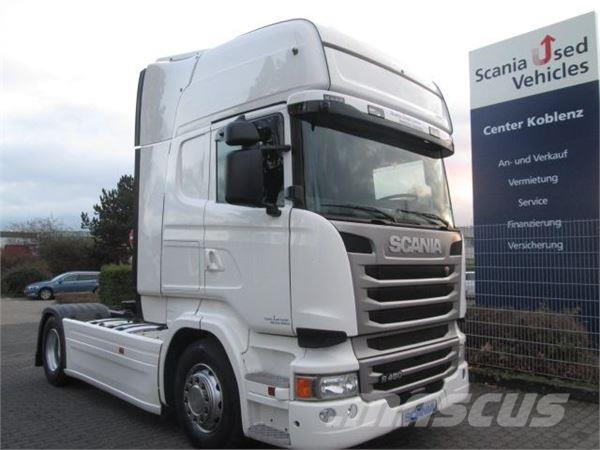 Scania R450 LA4x2MNA Euro6 TOPLINE