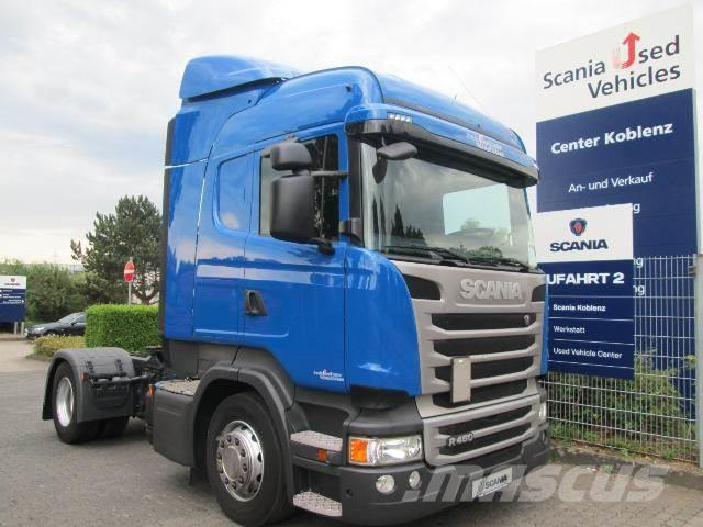 Scania R450 LA4x2MNA HIGHLINE SCR ONLY