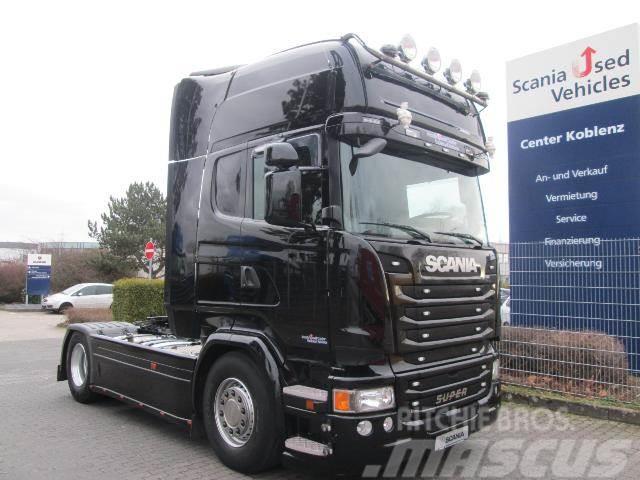 Scania R450 MNA TOPLINE SCR ONLY
