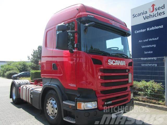 Scania R450LA4x2MNA HIGHLINE HYDRAULIK ONLY SCR