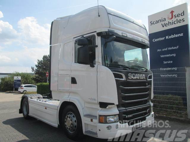 Scania R520LA4x2MNA TOPLINE V8