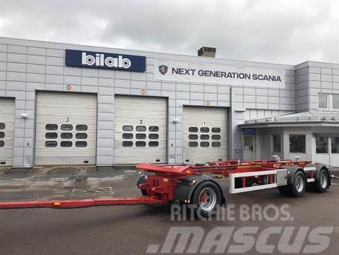 Istrail Lastväxlarsläp Pk 186