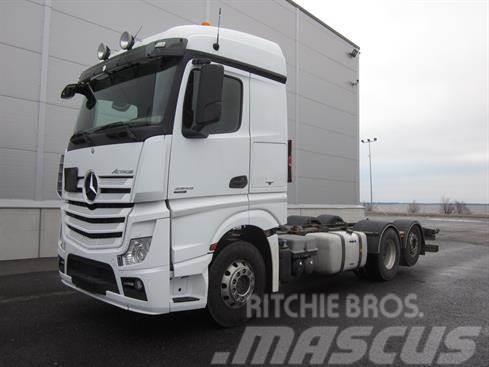 Mercedes-Benz ACTROS 2545L 6X2