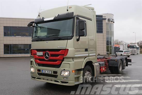 Mercedes-Benz ACTROS 2548L 6X2