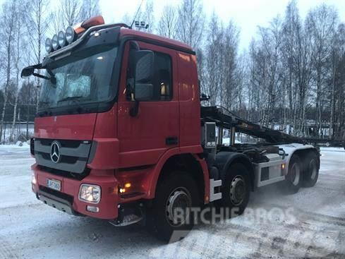 Mercedes-Benz ACTROS 3248K 8X4