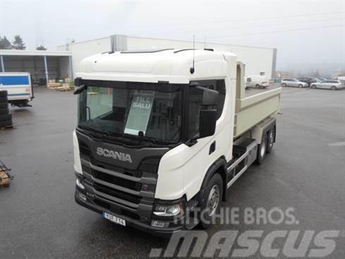 Scania G410B6X2*4NB