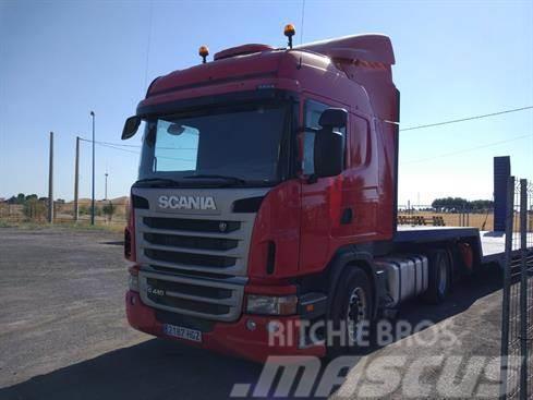 Scania G440 LA4X2MNA