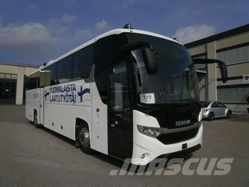 scania k410 coach price 235 214 year of manufacture 2017 mascus uk. Black Bedroom Furniture Sets. Home Design Ideas