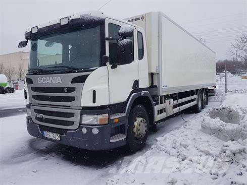 Scania P280_other trucks Year of Mnftr: 2012  Pre Owned Other trucks
