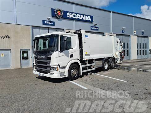 Scania P320 B6X2*4NB