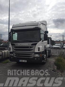Scania P450