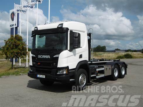 Scania P450B6x4HA
