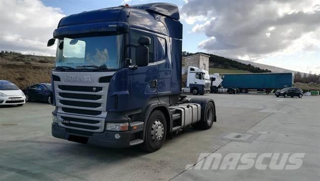 Scania R 440 LA4x2MNA