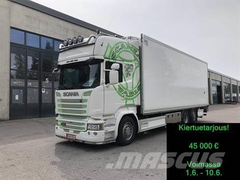 Scania R 450 LB6x2*4MLB