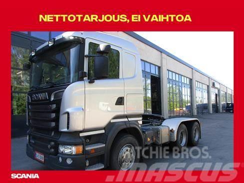 Scania R 560 CA6x4HSZ