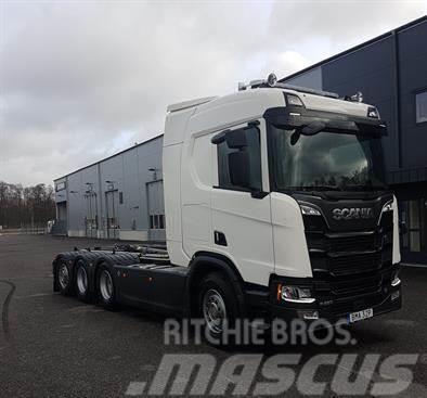 Scania R 580 B8x4*4NB