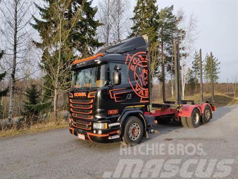 Scania R 580 LB6x2HNA