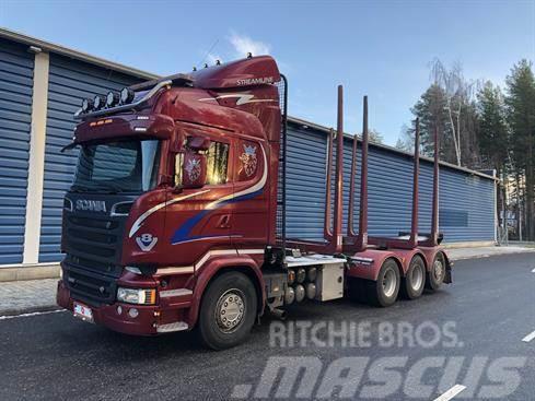 Scania R 580 LB8x4*4HNA