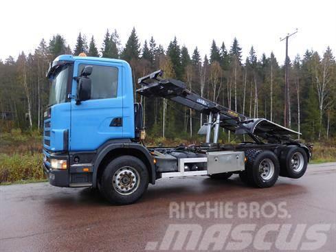 Scania R114