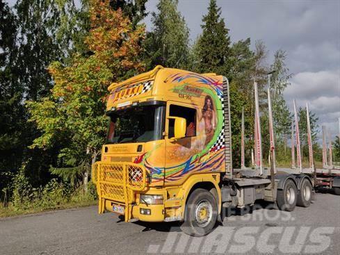 Scania R164GB6x4NA